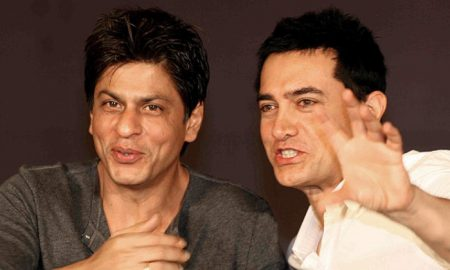 I Carried My Tiffin To Shahrukh Khan's House Says Aamir Khan