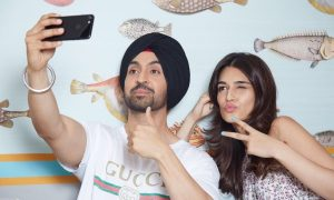 Arjun Patiala will Release in july, starring Diljit Dosanjh and Kriti Sanon