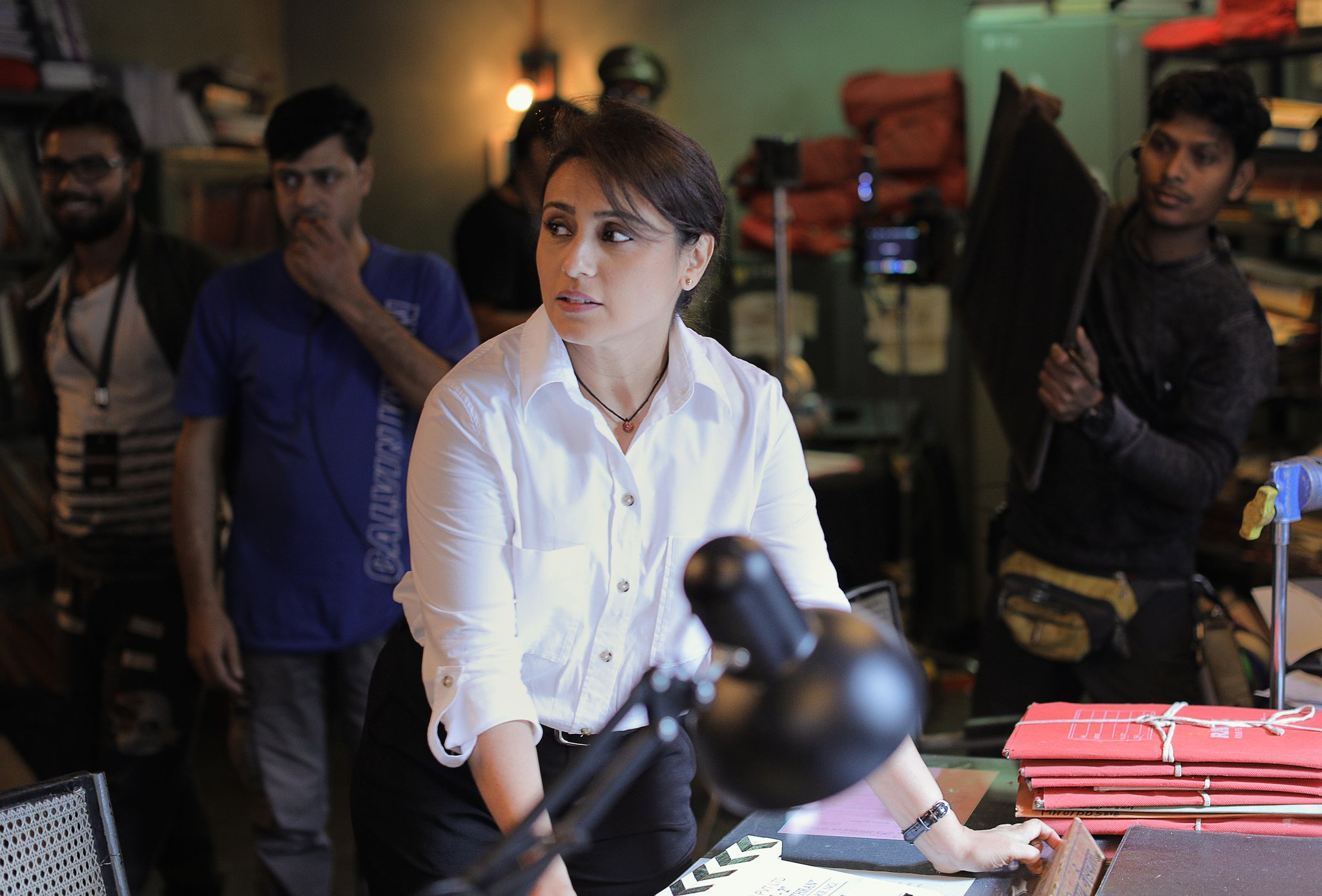 Check Out Rani Mukerji in Mardaani 2