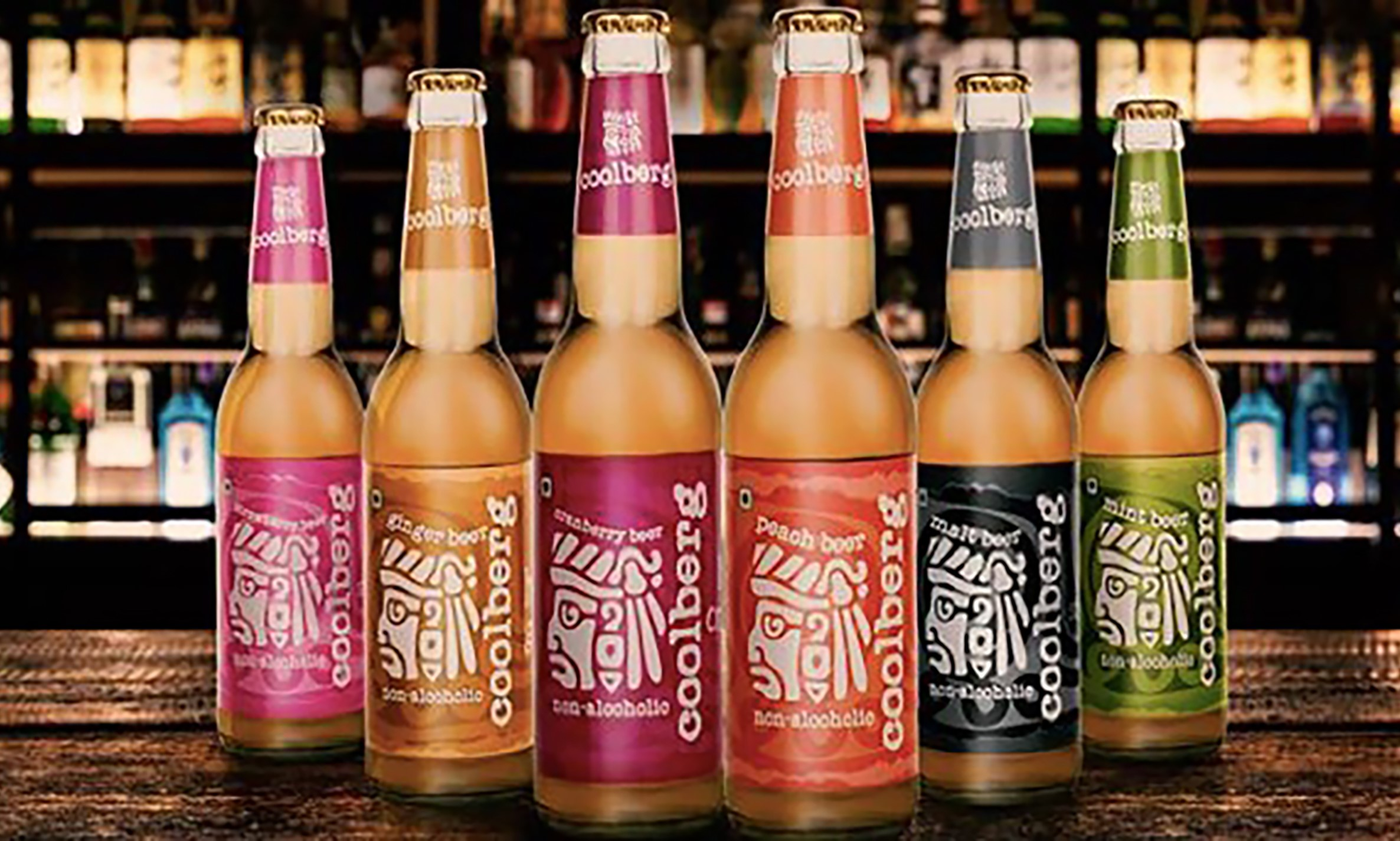 Coolberg - India's first Crafted Zero Alcohol Beer