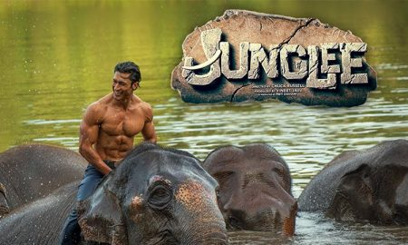Top E Buzz Movie Review - Junglee | Vidyut Jammwal, Pooja Sawant