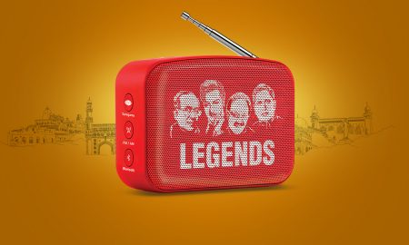 Carvaan Mini Legends: Telugu - A perfect gift for your loved ones for Ugadi