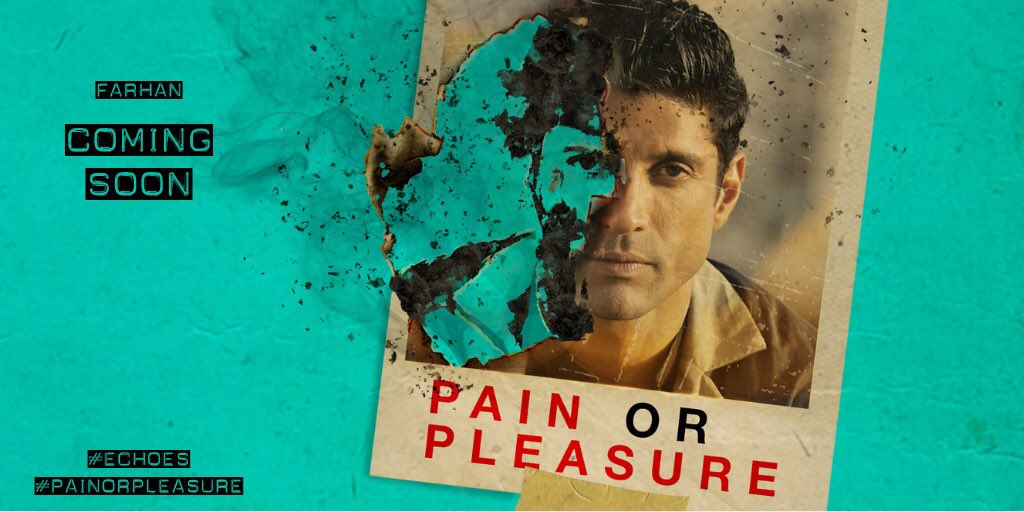 Echoes will be out soon says Farhan Akhtar