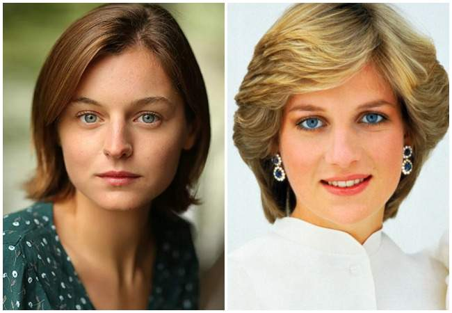 Emma Corrin Join 'The Crown' As Princess Diana