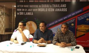 World Icon Awards to take place in Sri Lanka this year