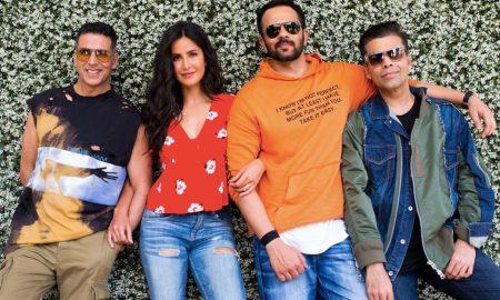Katrina Kaif joins Rohit Shetty's cop universe