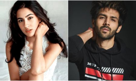 Missed Sara Ali Khan At The Wrap-Up Party Says Kartik Aaryan