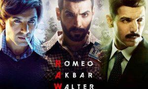 Top E Buzz Movie Review - Romeo Akbar Walter | John Abraham, Mouni Roy