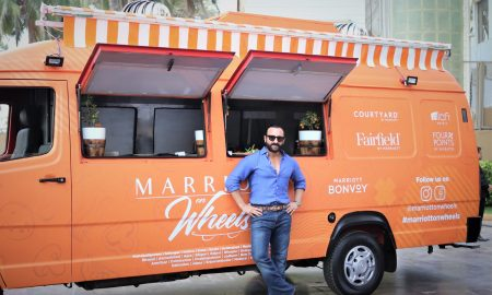 Food is life's one of the greatest pleasures says Saif Ali Khan