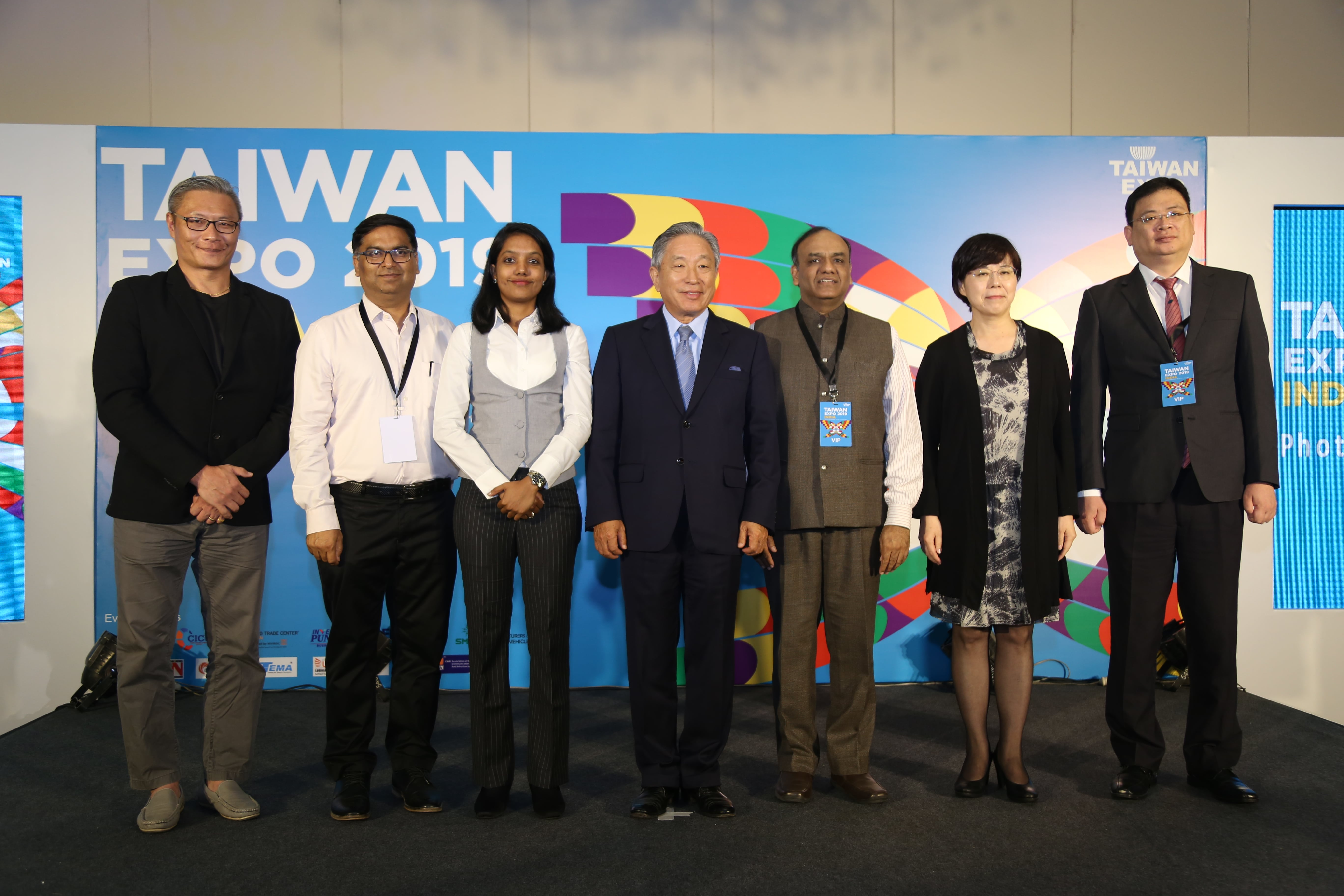 Taiwan Expo 2019 to Strengthen India-Taiwan Business Relations!