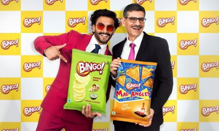 Bingo! signs Ranveer Singh as its brand ambassador