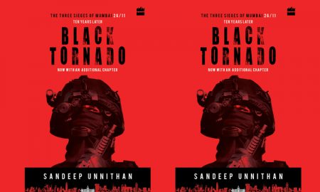 Contiloe Pictures acquires the rights of the book 'Black Tornado: The Three Sieges of Mumbai 26/11'