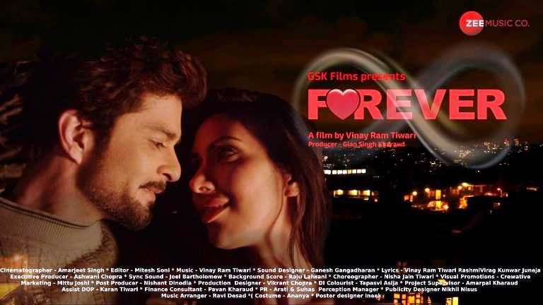 "Vinay Ram Tiwari's romantic thriller ""FOREVER"" set to release on Amazon this May."