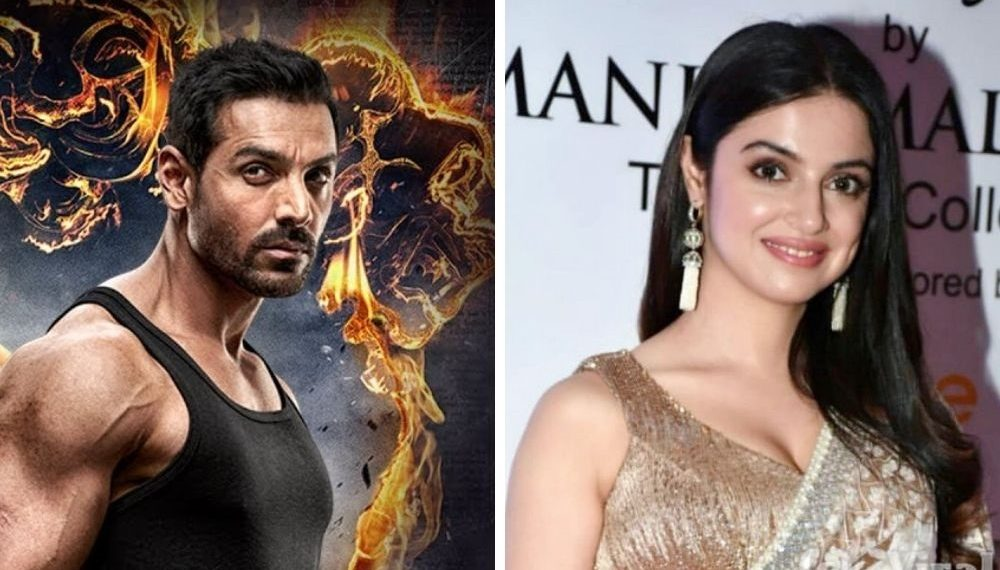 John Abraham to romance Divya Khosla Kumar in Satyameva Jayate sequel