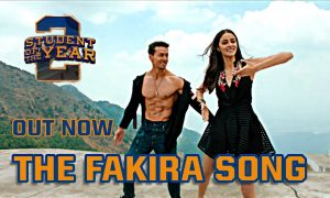 Tiger Shroff And Ananya Pandey In Fakira from SOTY 2