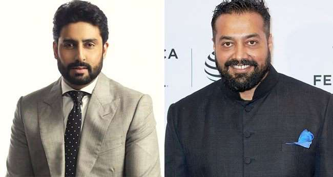 Good Luck Anurag Kashyap On Your New Company - Abhishek Bachchan