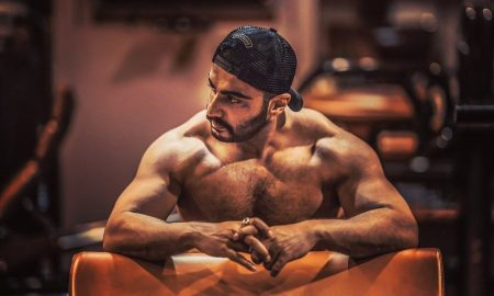 Arjun Kapoor In Warrior Mode For Panipat