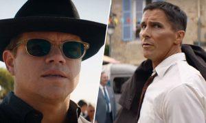 FORD v FERRARI starring Matt Damon and Christian Bale trailer is here!