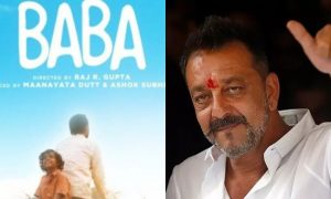 Sanjay Dutt Unveils Motion Poster Of Baba