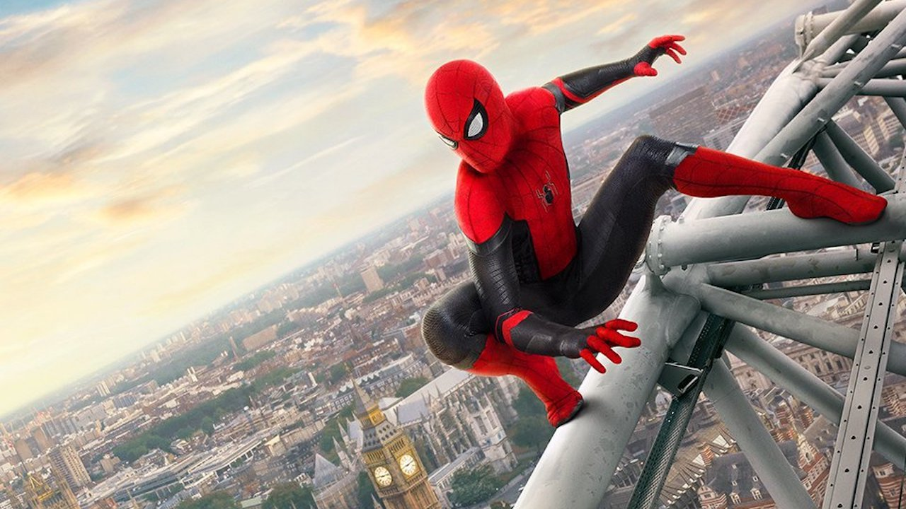 Hollywood Praises 'Spider-Man: Far From Home'