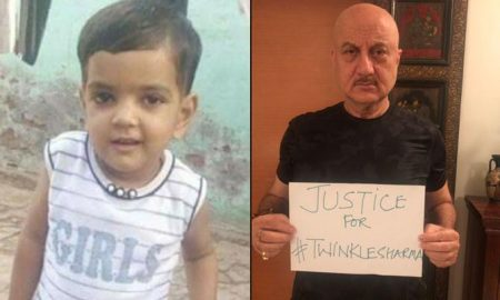 Akshay Kumar, Anupam Kher And Sanjay Dutt Demand Justice For Twinkle Sharma