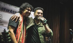 Singer who stood with flood-hit Assam - Papon