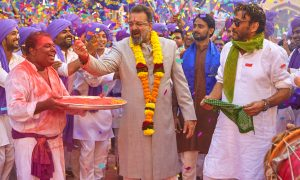 Sanjay Dutt and Jackie Shroff come together for Prassthanam after twelve years