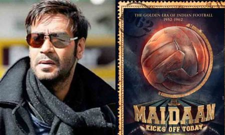 Ajay Devgn's Maidaan wraps up their first Mumbai Schedule