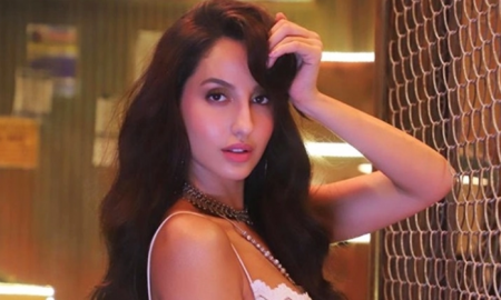 Nora Fatehi turns up the heat with Marjaavaan's new song 'Ek Toh Kum Zindagani'!