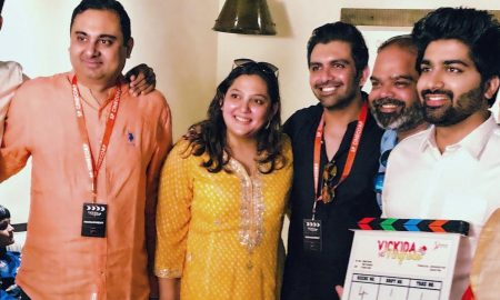 After Chhello Divas, Malhar Thakar and Sharad Patel reunite for Vickida No Varghodo