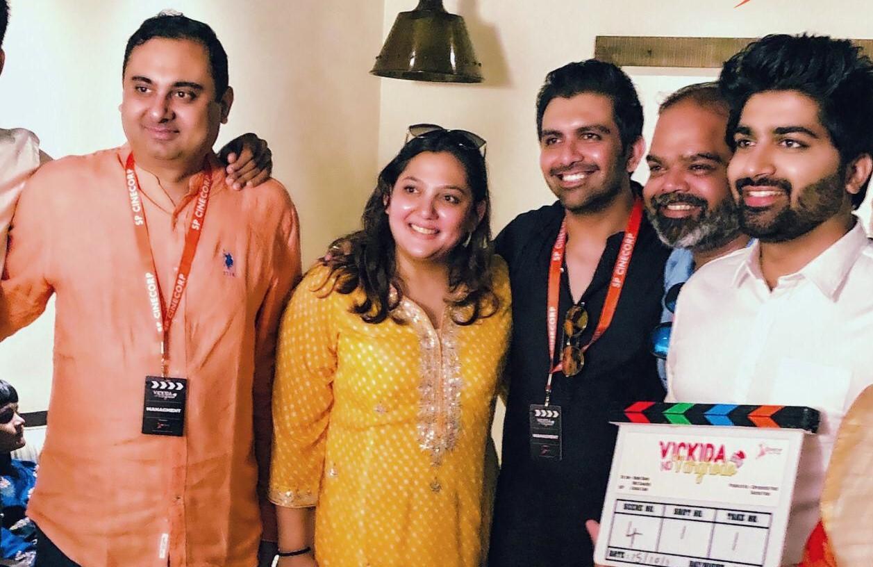 After Chhello Divas, Malhar Thakar and Sharad Patel reunite for Vickida No Varghodo