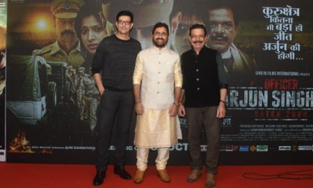 Trailer & Music launch of 'Officer Arjun Singh IPS Batch 2000'