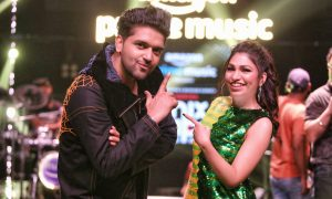 Amazon Prime Music presents Guru Randhawa and Tulsi Kumar for a peppy Punjabi mix for T-Series MixTape Season