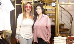 Vikas Gupta, Karan Mehra, Kashmera Shah, Lekha Prajapati among others grace the launch of lifestyle brand Diagrm