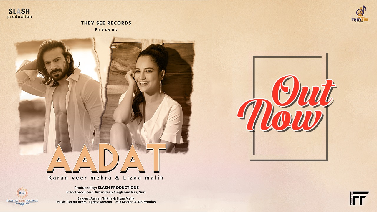 Lizaa Malik's song – Aadat Out, Catch her Quarantine project